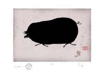 Antique Pig
